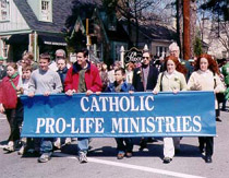 catholic pro-life essays A pro-life perspective diane dew's essays on life issues articles addressing every aspect of abortion: spiritual, psychological, medical, legal, societal, political.