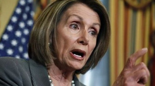Nancy Pelosi: Pro-Lifers are