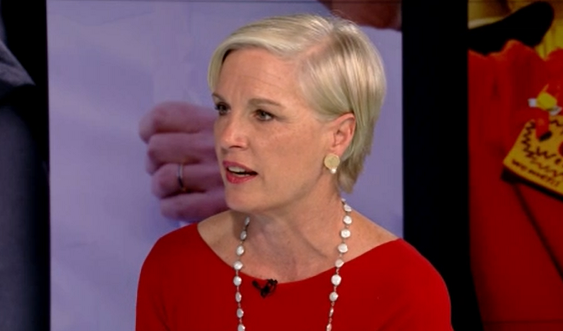 Cecile Richards: If You're Pissed Off About Justice Kavanaugh, Go Vote Pro-Abo...