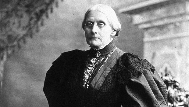 Surprisingly Accurate SNL Skit Features Susan B. Anthony Saying ...