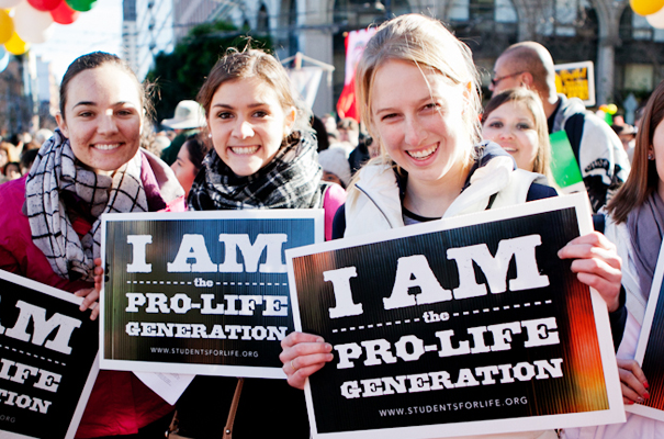 God is not Pro-Life