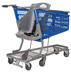 Caroline S Cart Mom Invents Shopping Cart For People With
