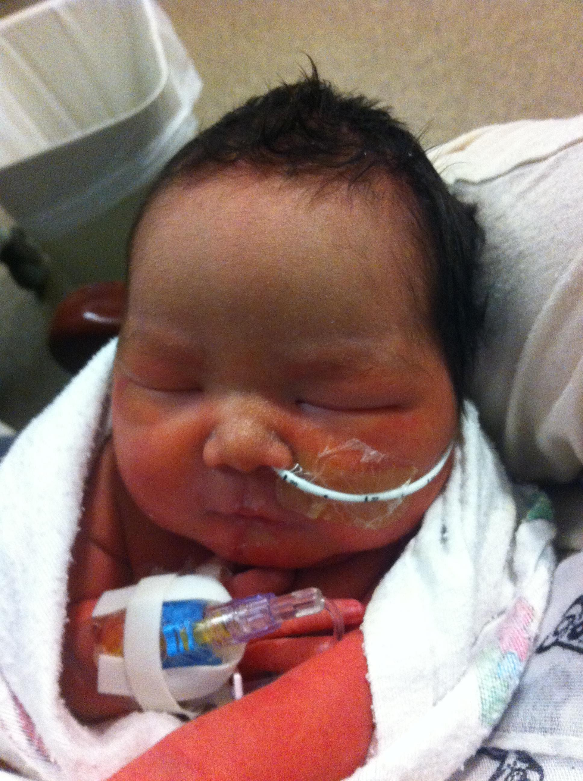 Miracle Baby Named Faith Born After Brain Dead Mom Had