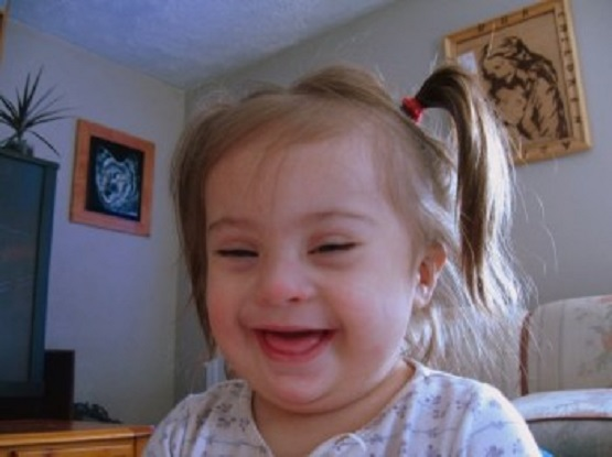 "Denmark Aborts 98% of Babies With Down Syndrome, But Disabled Woman Says ""Life is a Gift From God"""