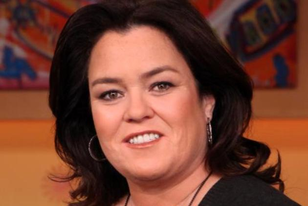 """Rosie O'Donnell: """"I'd Like to Take My Period Blood and Smear It ..."""