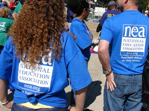 "NEA Supports Killing Future Students, Backs So-Called ""Fundamental Right to Abortion"""