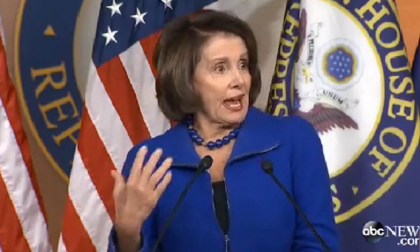 "Pro-Abortion Nancy Pelosi: ""Jesus Teaches Us to Love Our Neighbors as Ourselves and Treat Them With Mercy"""