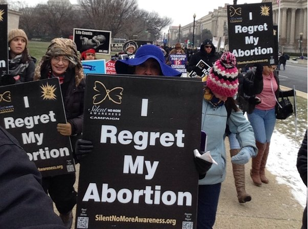 2600 Women: We Regret Our Abortions, The Abortion Industry Took Advantage of Us and Lied to Us