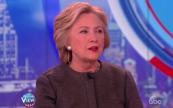 Hillary Clinton: An Unborn Child Just Hours Before Delivery Has No Constitutional Rights   LifeNews.com