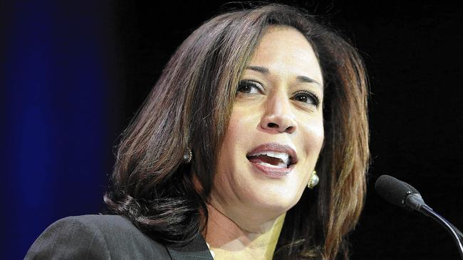 "Glamour Magazine Names Abortion Activist Kamala Harris ""Woman of the Year"""
