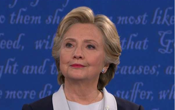"Hillary Clinton Says Abortion is a ""Human Right,"" Slams Trump Admin for Saying It's Not"