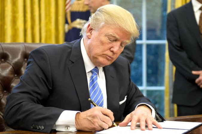 President Trump Makes Planned Parenthood Defunding Official, Rule Would Cut $60 Million in Taxpayer Funding