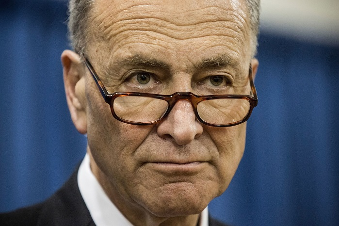 "Chuck Schumer: Saving Babies From Infanticide is ""a Play to the Hard Right Base"""