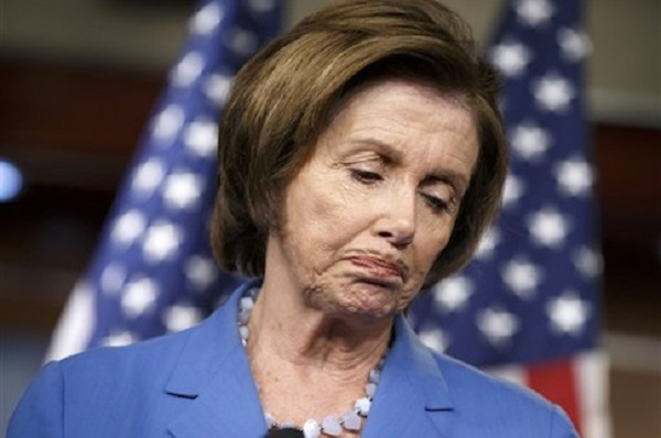 "Nancy Pelosi: ""As a Catholic… I Don't Hate Anyone."" But Killing Babies in Abortion is Fine"