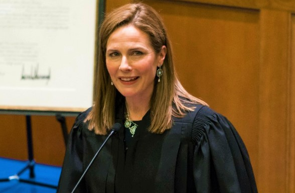 Judge Amy Coney Barrett, The Possible Supreme Court Nominee Planned Parenthood Hates the Most