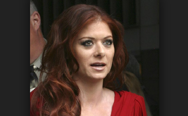 """Will and Grace"" Actress Debra Messing Wears ""1973"" Necklace to Celebrate Abortion"