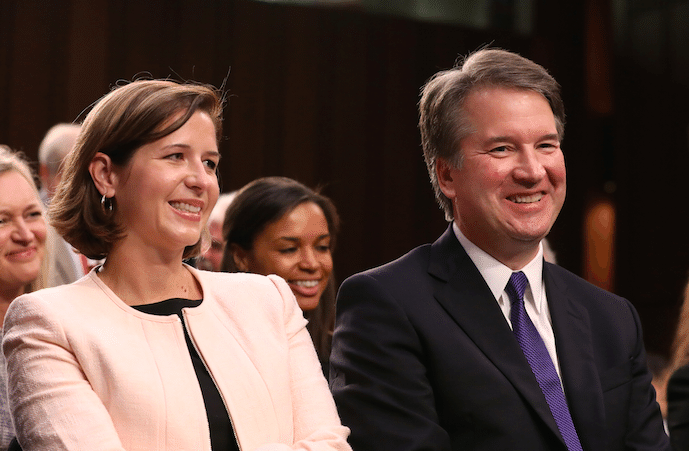 Want to Know Brett Kavanaugh's True Character? He and His Family Prayed for Christine Ford