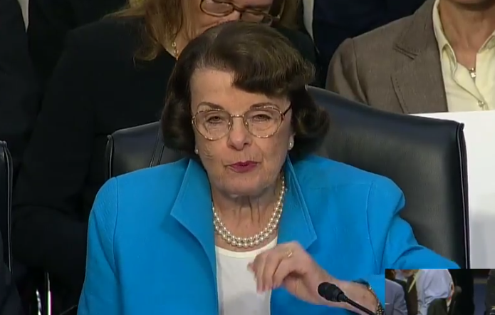 Diane Feinstein Falsely Claims Millions of Women Died From Illegal Abortions. Here's the Truth