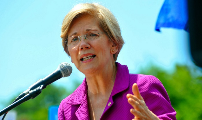Elizabeth Warren Says Americans Should be Forced to Fund Abortions for Poor Women