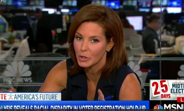 "Distraught MSNBC Host Admits Trashing Kavanaugh ""Has Hurt Democrats"""