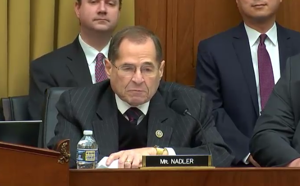 """Congressman Jerry Nadler: """"God's Will is No Concern of This Congress"""""""