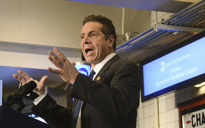 Andrew Cuomo's Approval Rating Hits a New Low After Signing Law for Abortions Up to Birth
