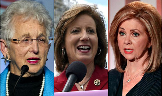 Three Pro-Life Women Introduce Legislation to Defund Planned Parenthood
