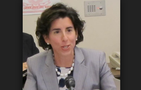 "Rhode Island Gov Gina Raimondo: Let Women Abort Babies Up to Birth So They Can ""Make Ends Meet"""