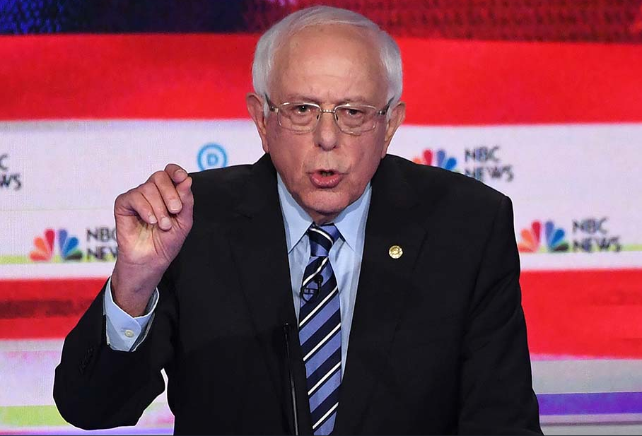 Bernie Sanders Backs Abortion for Population Control: Kill More Babies to Combat Climate Change