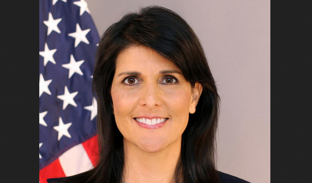 """Nikki Haley: """"You Can't Have Liberty and the Pursuit of Happiness Without the Right to Life"""""""