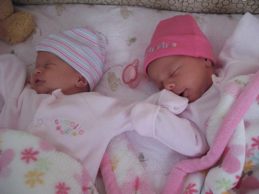 Twins Who Had Surgery in the Womb to Fix Life-Threatening Condition are Born Healthy