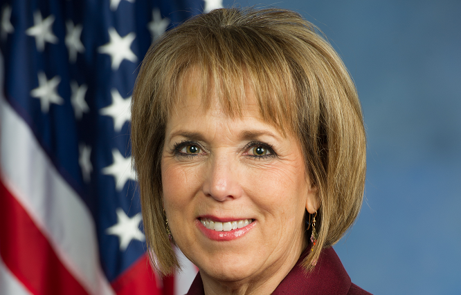 "New Mexico Gov. Michelle Grisham Calls Killing Babies in Abortion a ""Human Right"""