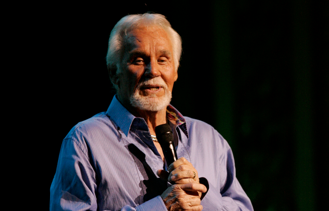 """Kenny Rogers Song """"Water and Bridges"""" Showed a Father's Pain After His Child Was Killed in Abortion"""