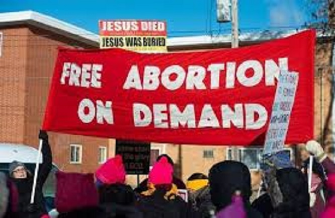 """Democrats Used to Want Abortion """"Safe, Legal and Rare."""" Now They Want Unlimited Abortions Up to Birth"""