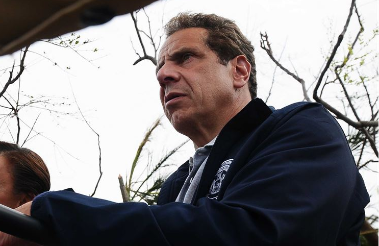 New York Lawmakers Introduce Resolution to Impeach Gov. Andrew Cuomo