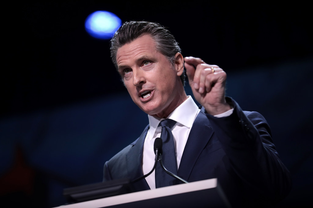 Gavin Newsom Didn't Just Close Churches, He Also Banned In-Home Fellowship Meetings