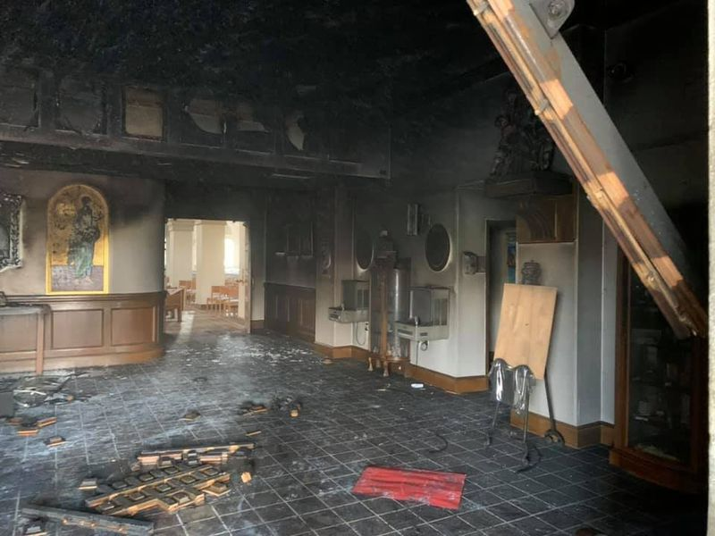 White House Will Prosecute Criminals for Burning and Vandalizing Churches