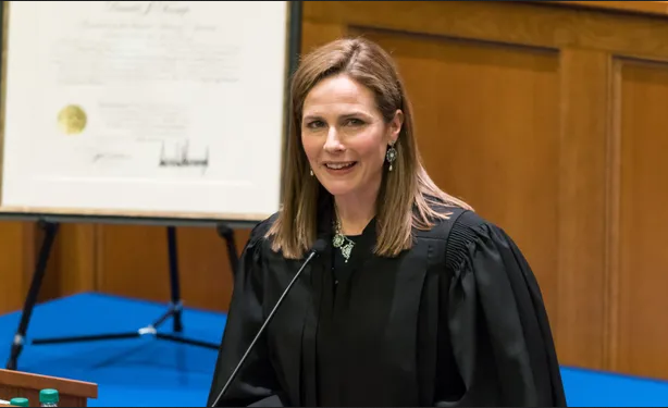 Americans Support Amy Coney Barrett's Confirmation By Double-Digit Margin