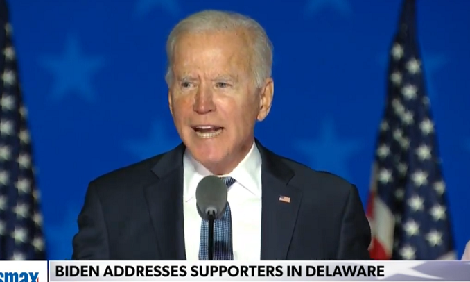 Joe Biden Says He Would Sign Executive Order Week 1 Forcing Americans to Fund Planned Parenthood