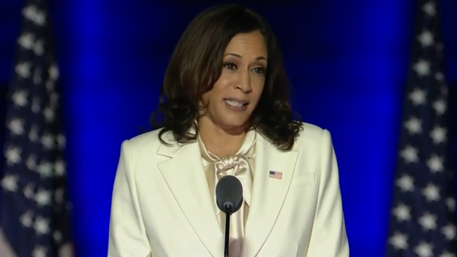 Kamala Harris Called for Kavanaugh's Impeachment, But She's Silent on Andrew Cuomo