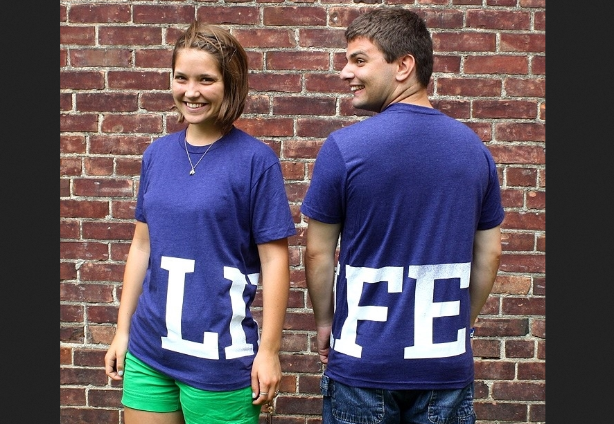 Pro-Life Students Nationwide Will Wear Pro-Life T-Shirts to Stand Against Abortion