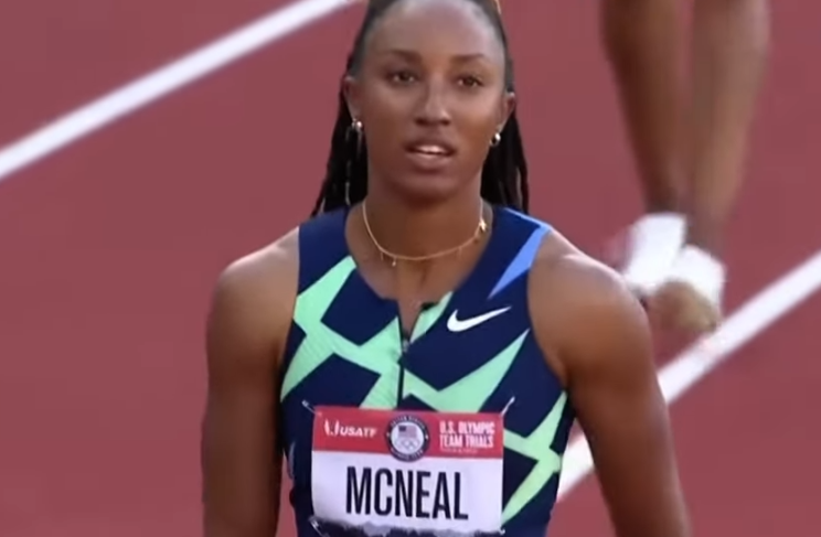 Olympic Athlete Brianna McNeal Thought an Abortion Would Further Her Career, But It Destroyed It