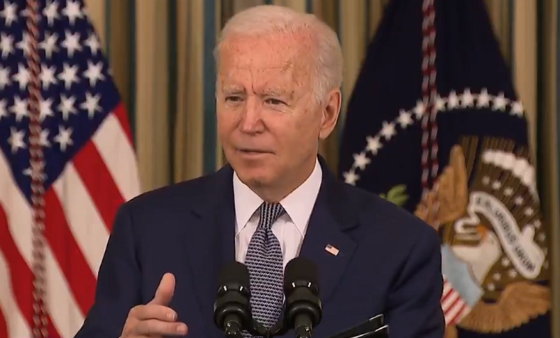 "WATCH: Joe Biden Calls Saving Babies From Abortion ""Un-American"""